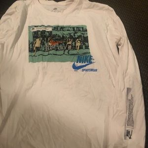 Men's Nike Long Sleeve Shirt